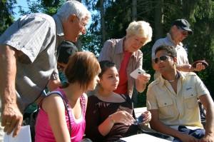 Generationen im Dialog: GPS